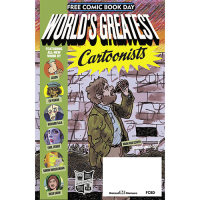 FCBD 2017 Fantagraphics Worlds Greatest