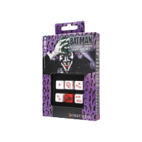 Batman Miniature Game Dice Set D6 Joker