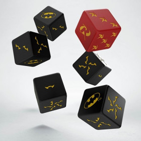 Batman Miniature Game Dice Set D6 Batman