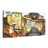 Pokemon Trading Card Game: Shining Legends Special Collection Raichu-GX