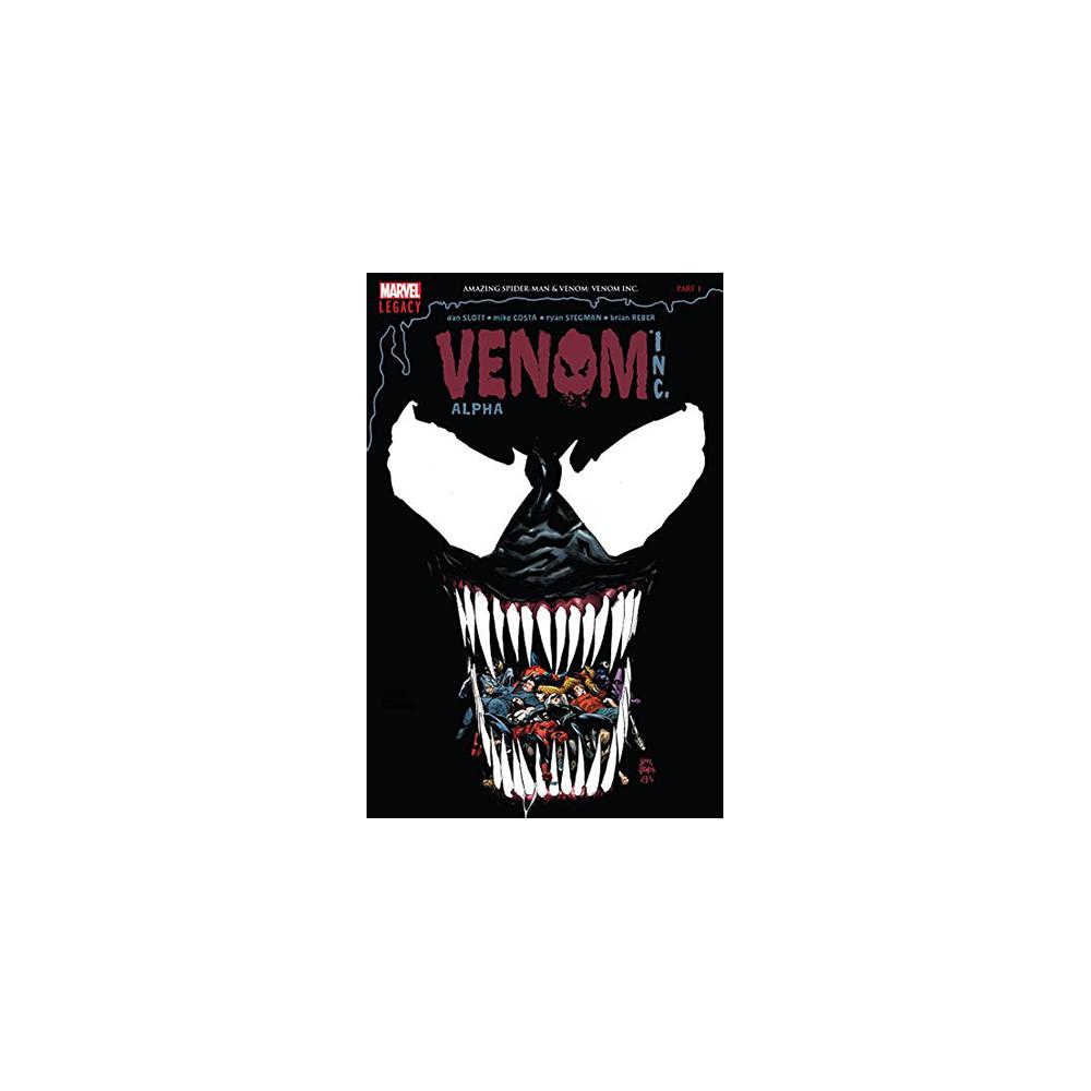 Amazing Spider-Man Venom Inc Alpha