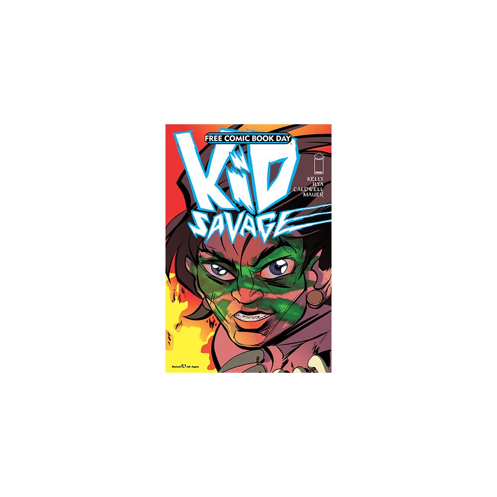 FCBD 2017 Kid Savage