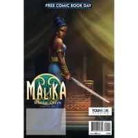 FCBD 2017 Malika Warrior Queen