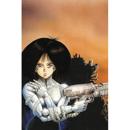 Battle Angel Alita Deluxe Edition HC Vol 01
