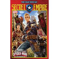 FCBD 2017 Secret Empire 1
