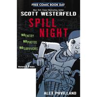 FCBD 2017 Spill Night