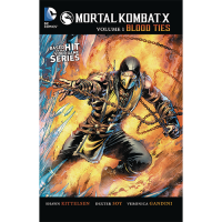 Mortal Kombat X TP Vol 01