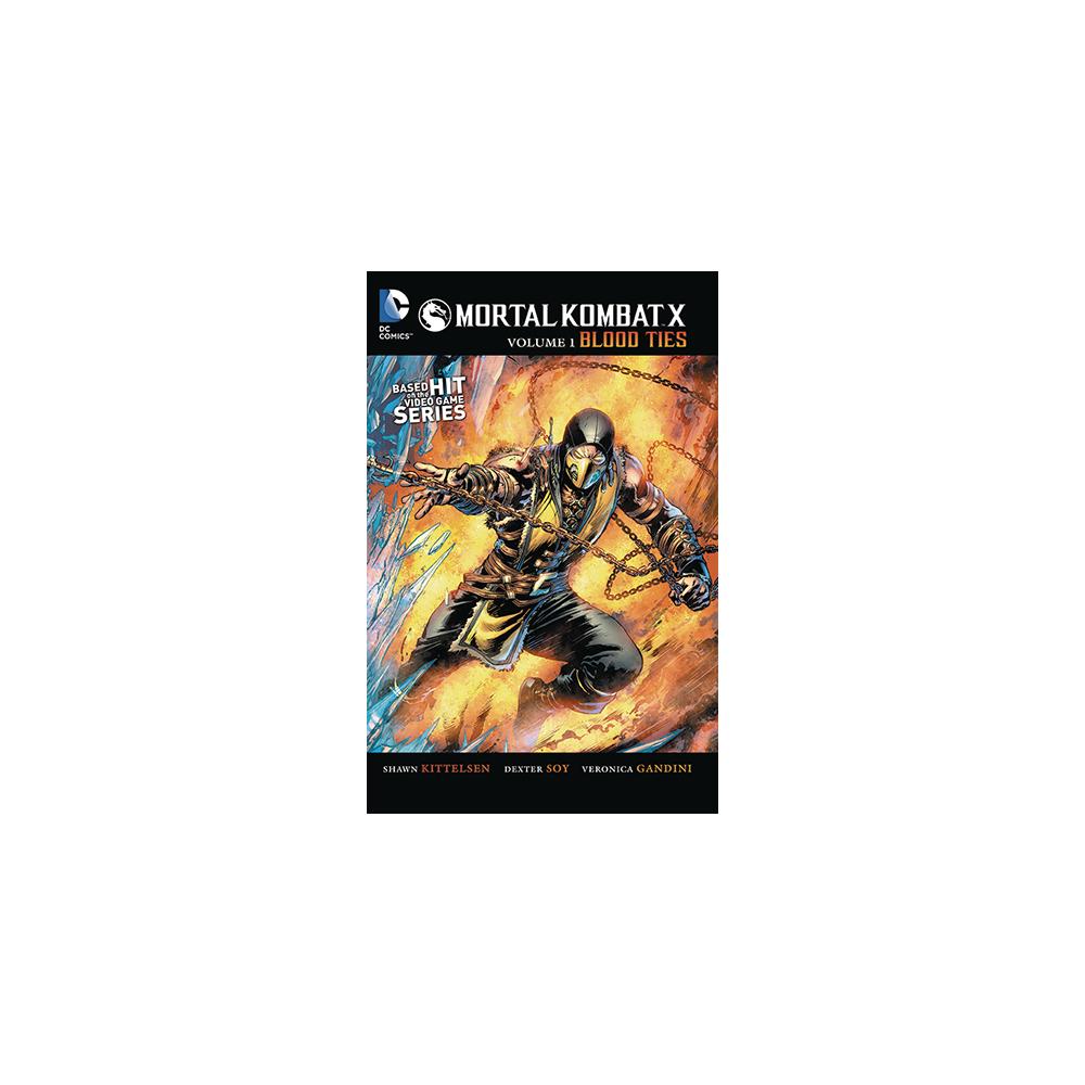 Mortal Kombat X TP Vol 01