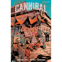 Cannibal TP Vol 01