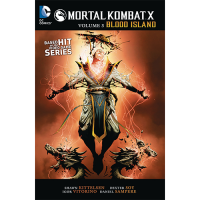 Mortal Kombat X TP Vol 03 Blood Island