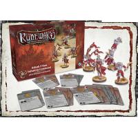 Runewars Miniatures Game - Uthuk Y'llan Infantry