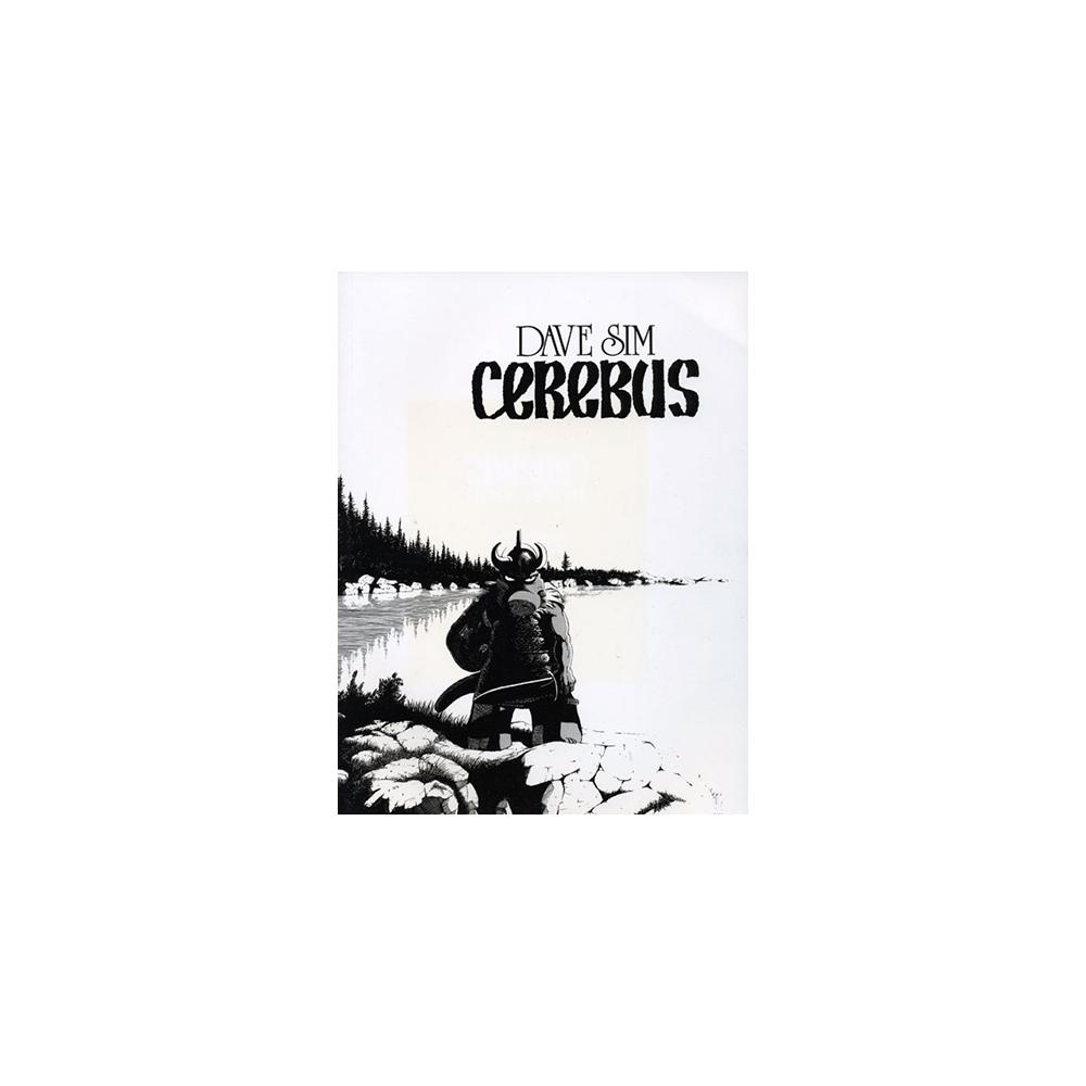 Cerebus TP Vol 01 Remastered Ed