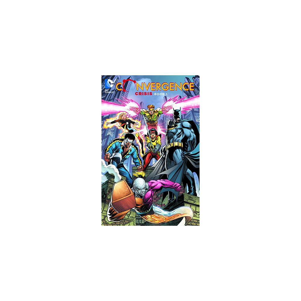 Convergence Crisis TP Book 01