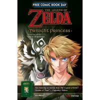 FCBD 2017 Viz Legend Zelda Twilight Princess Ocarina Time