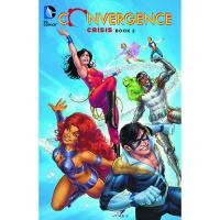 Convergence Crisis TP Book 02