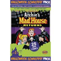HCF 2017 Archies Madhouse Mini Comic