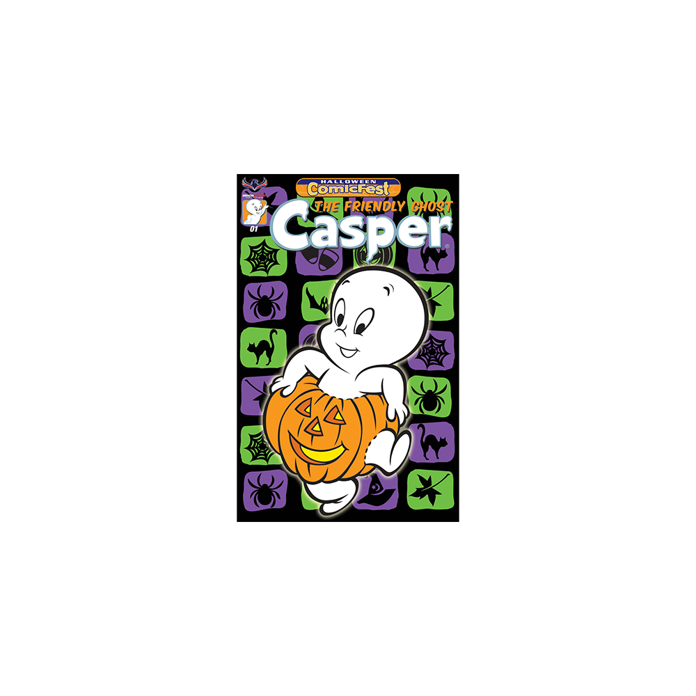 HCF 2017 Casper The Friendly Ghost Mini Comic
