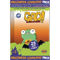 HCF 2017 Gao Mini Comic