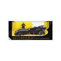 Batman 1989: Batmobile with Batman Bendable Figure