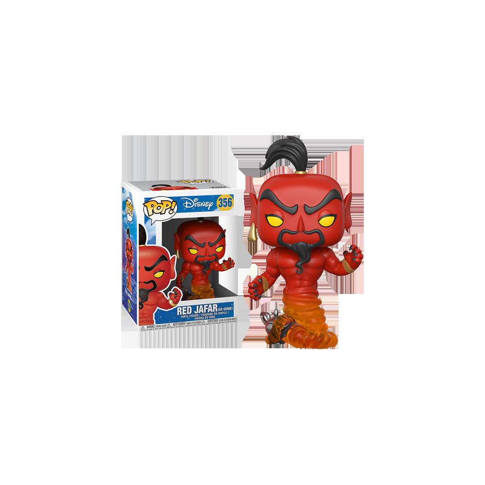 Funko Pop: Aladdin - Jafar (Red)