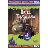 HCF 2017 Hotel Transylvania Mini Comic