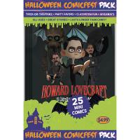 HCF 2017 Lovecraft Undersea Kingdom Mini Comic