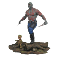 Marvel Gallery: Guardians of the Galaxy 2 Drax & Baby Groot