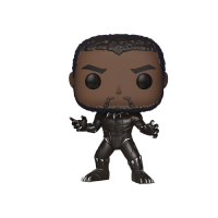 Funko Pop: Black Panther - Black Panther