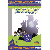 HCF 2017 Moonlighters Mini Comic