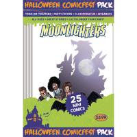 HCF 2017 Moonlighters Mini Comic