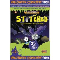 HCF 2017 Stitched Mini Comic