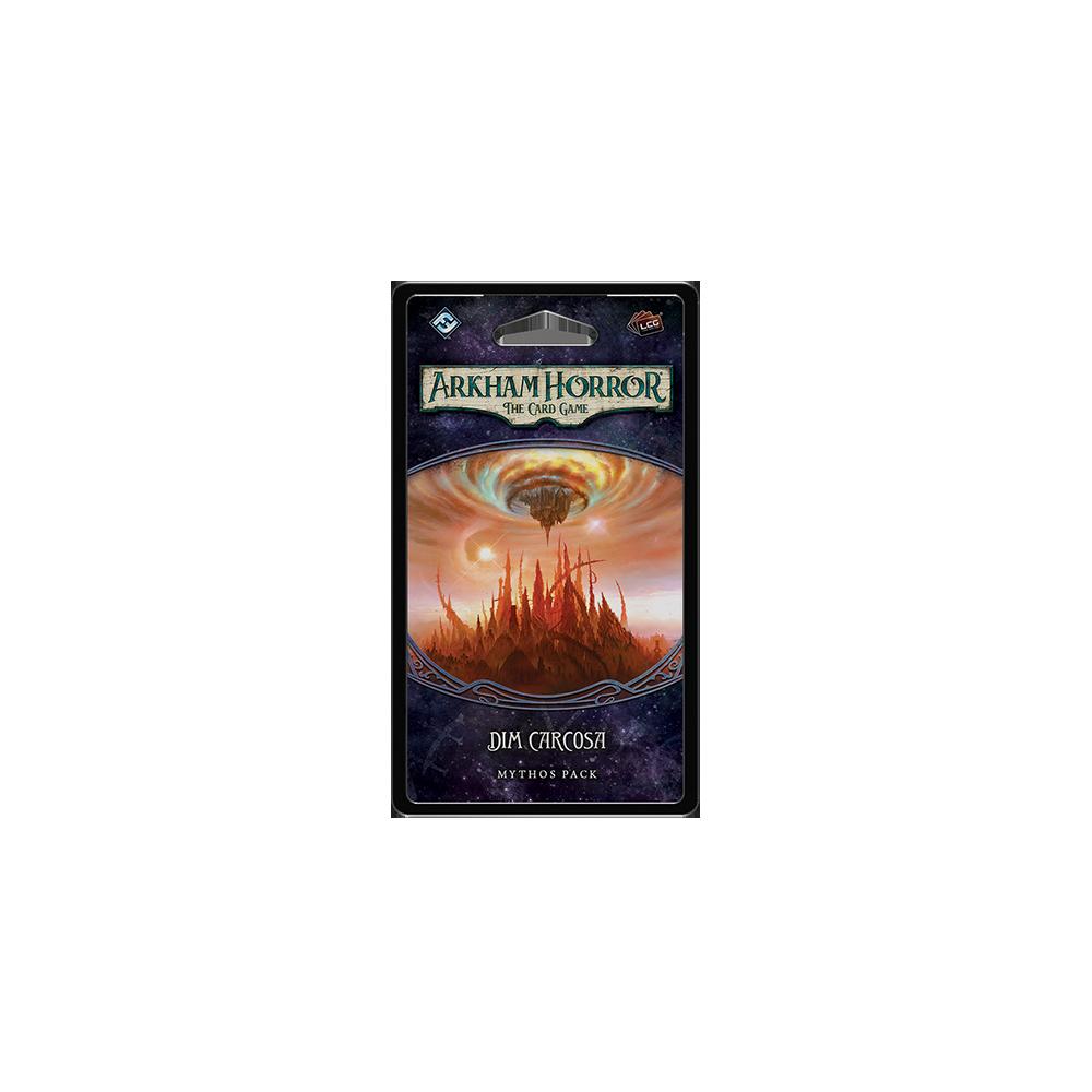 Arkham Horror: The Card Game - Dim Carcosa Mythos Pack