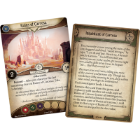 Arkham Horror: The Card Game - Dim Carcosa Mythos Pack