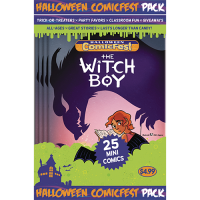 HCF 2017 Witch Boy Mini Comic