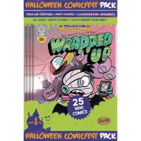 HCF 2017 Wrapped Up Mini Comic