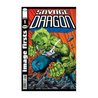 Image Firsts Savage Dragon 1