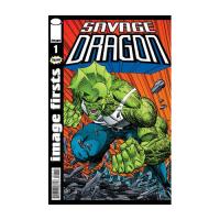 Image Firsts Savage Dragon 1