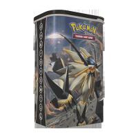 Pokemon Trading Card Game: Deck Shield Tin Spring 2018 - Dusk Mane Necrozma