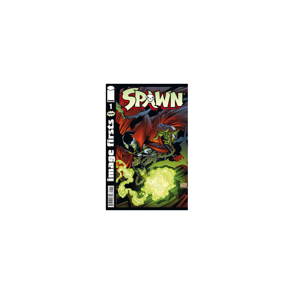 Image Firsts Spawn 1