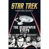 Star Trek Graphic Novel Collection 24 Newspaper Strips part 2 HC