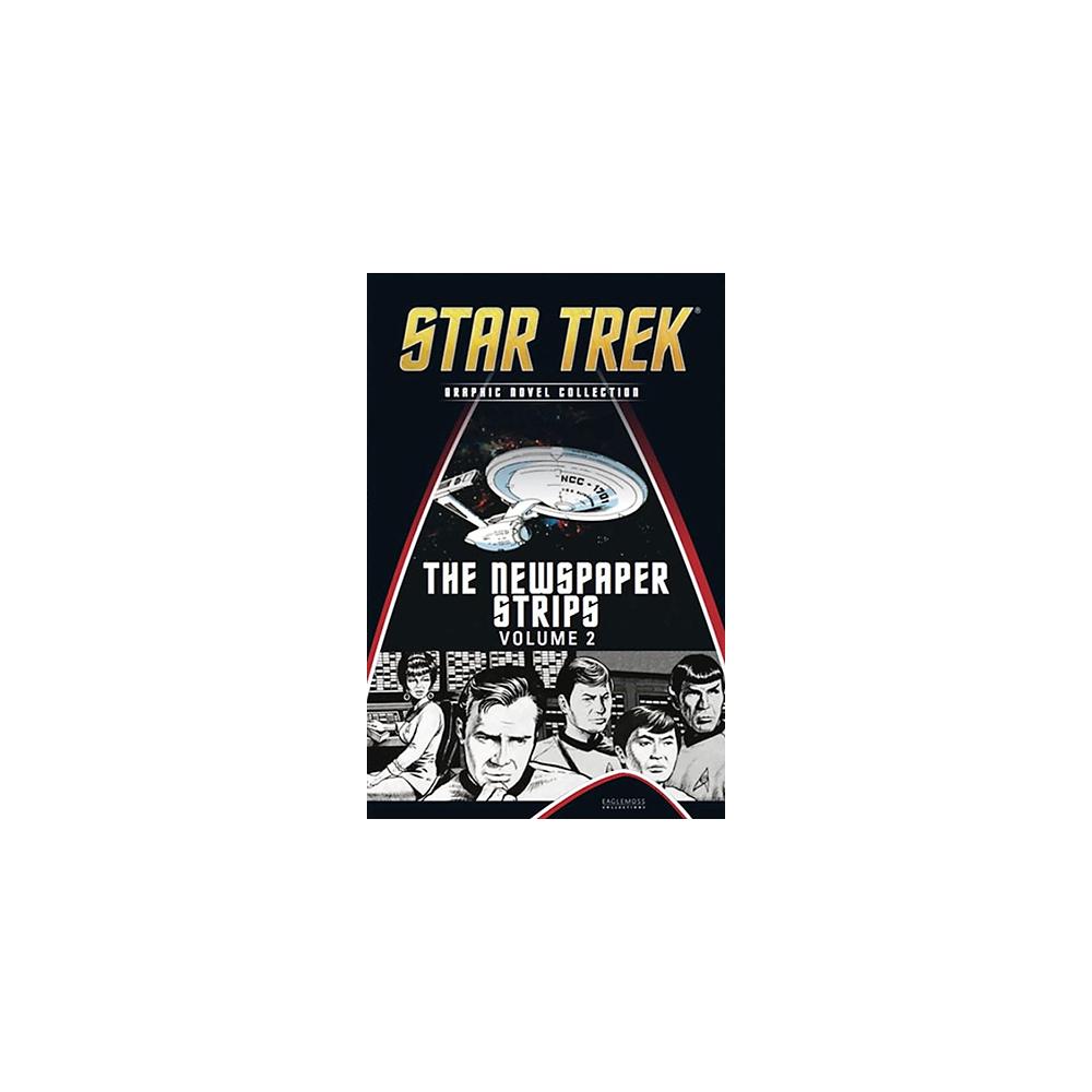 Star Trek Graphic Novel Collection 24 Newspaper Strips part 2 HC