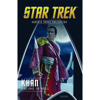Star Trek Graphic Novel Collection 26 Khan Ruling in Hell HC
