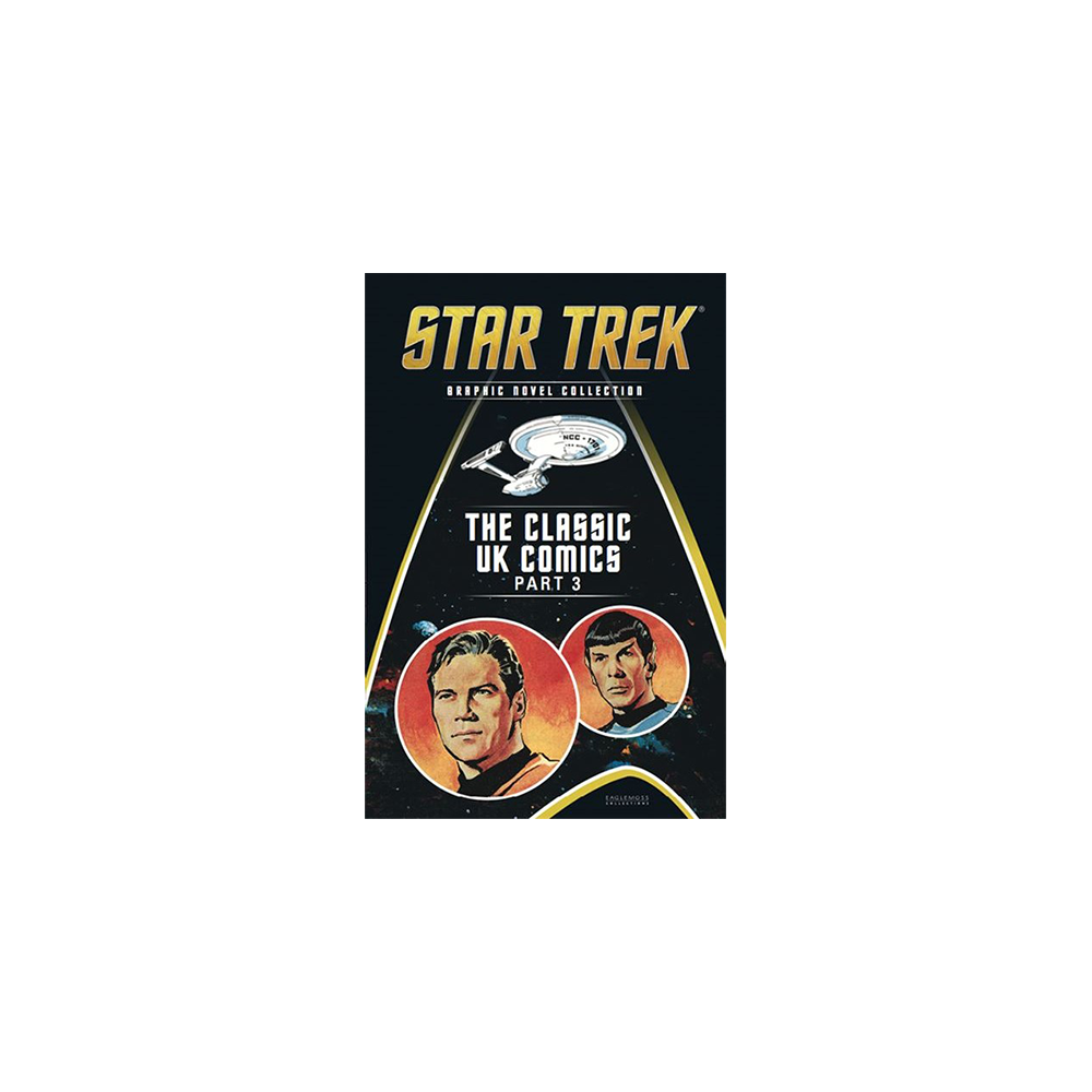 Star Trek Graphic Novel Collection 29 Classic UK Comics Part 3 HC
