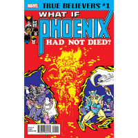 True Believers Phoenix What If