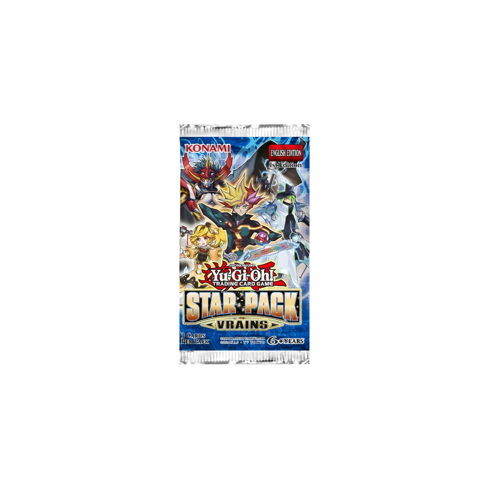 Yu-Gi-Oh!: Star Pack Vrains - Booster Pack