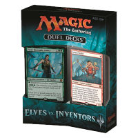 Magic: the Gathering - Duel Decks: Elves vs Inventors