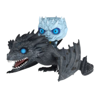 Funko Pop Rides: Game Of Thrones - Night King on Drogon