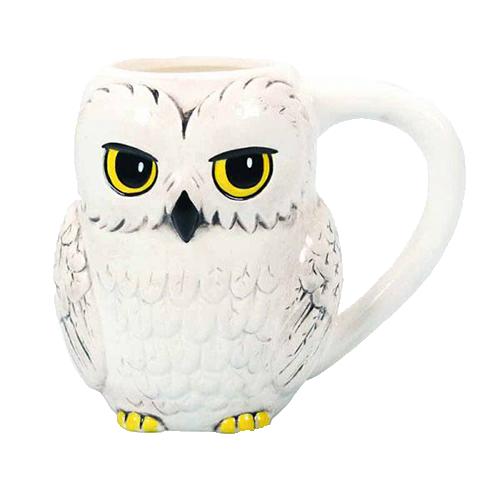 Cană: Harry Potter - 3D Hedwig