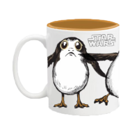 Star Wars Episode VIII Mug Porgs