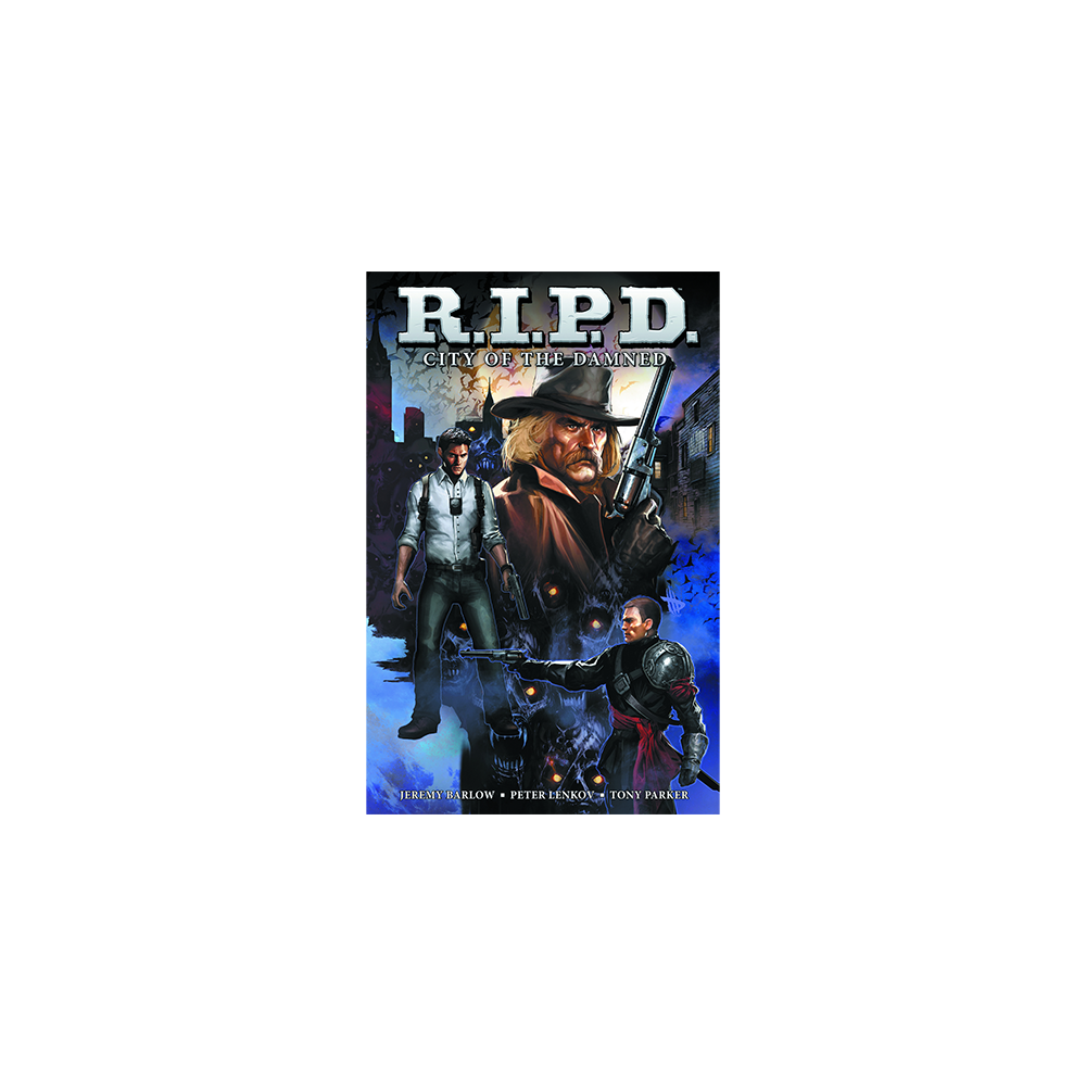 RIPD TP Vol 02 City of Damned